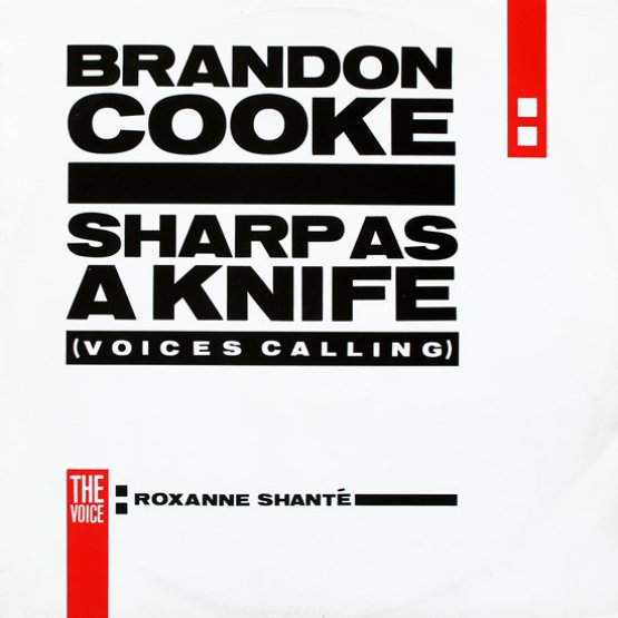 Brandon Cooke Hard As A Knife
