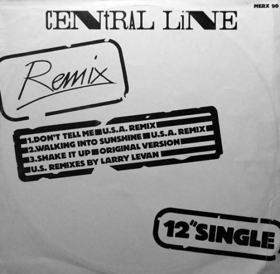 Central Line - Don't Tell Me