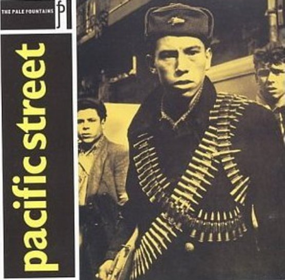 The Pale Fountains Pacific Street