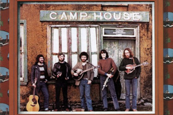 Jimmy Crowley Camp House Ballads