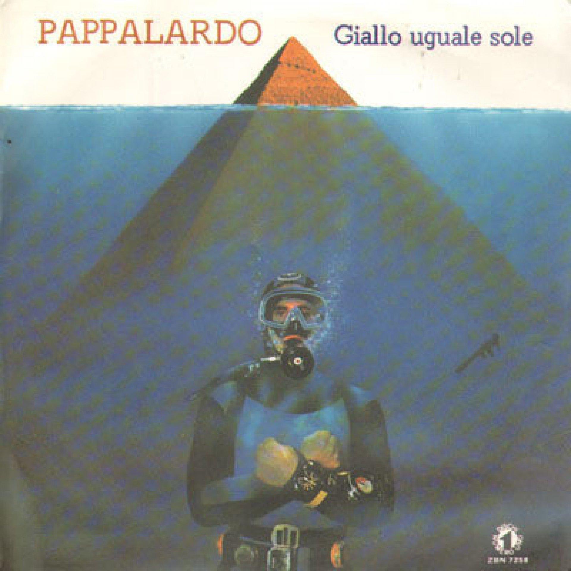 Pappalardo - Giallo Uguale Sole