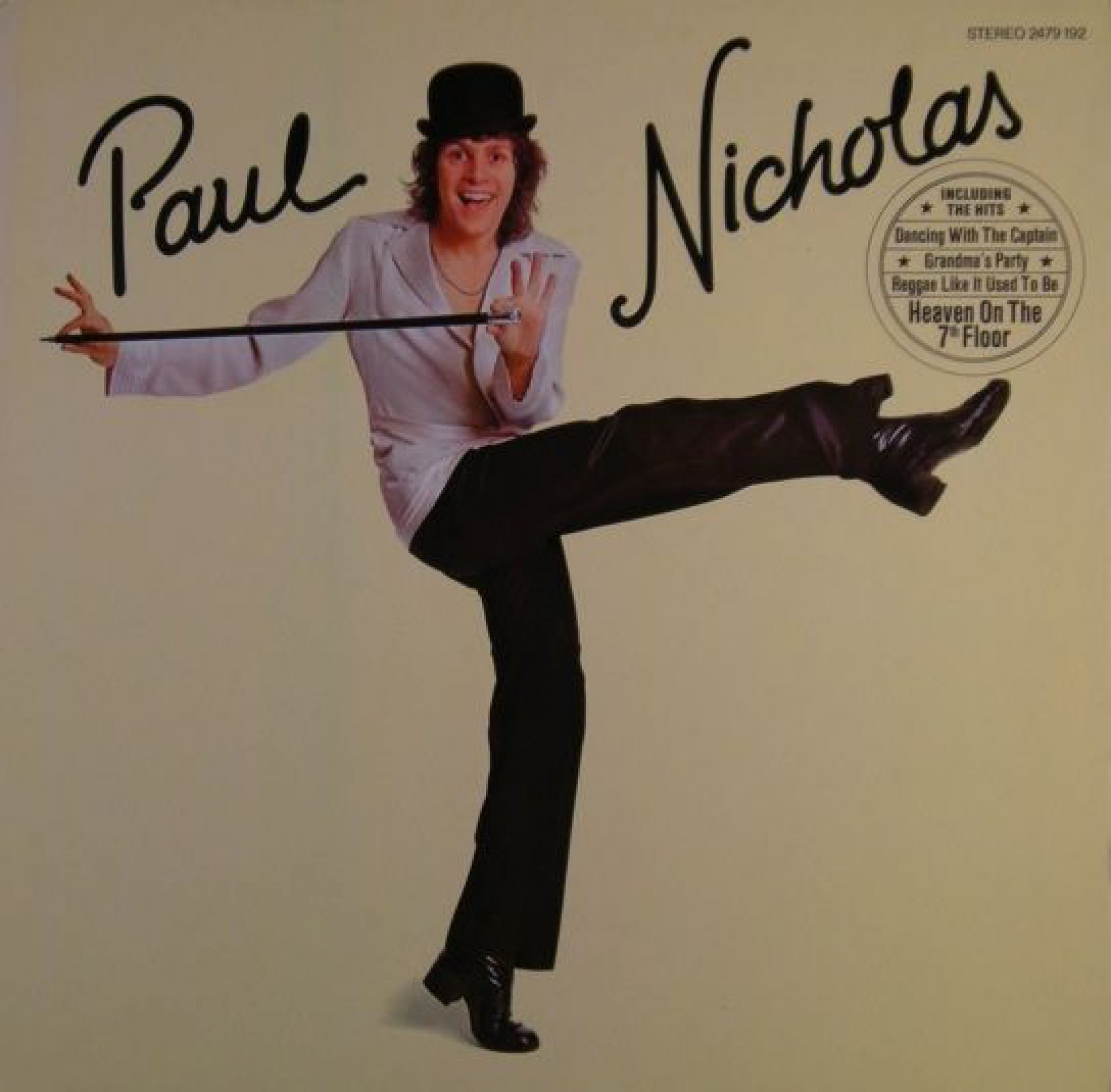 Paul Nicholas - Paul Nicholas