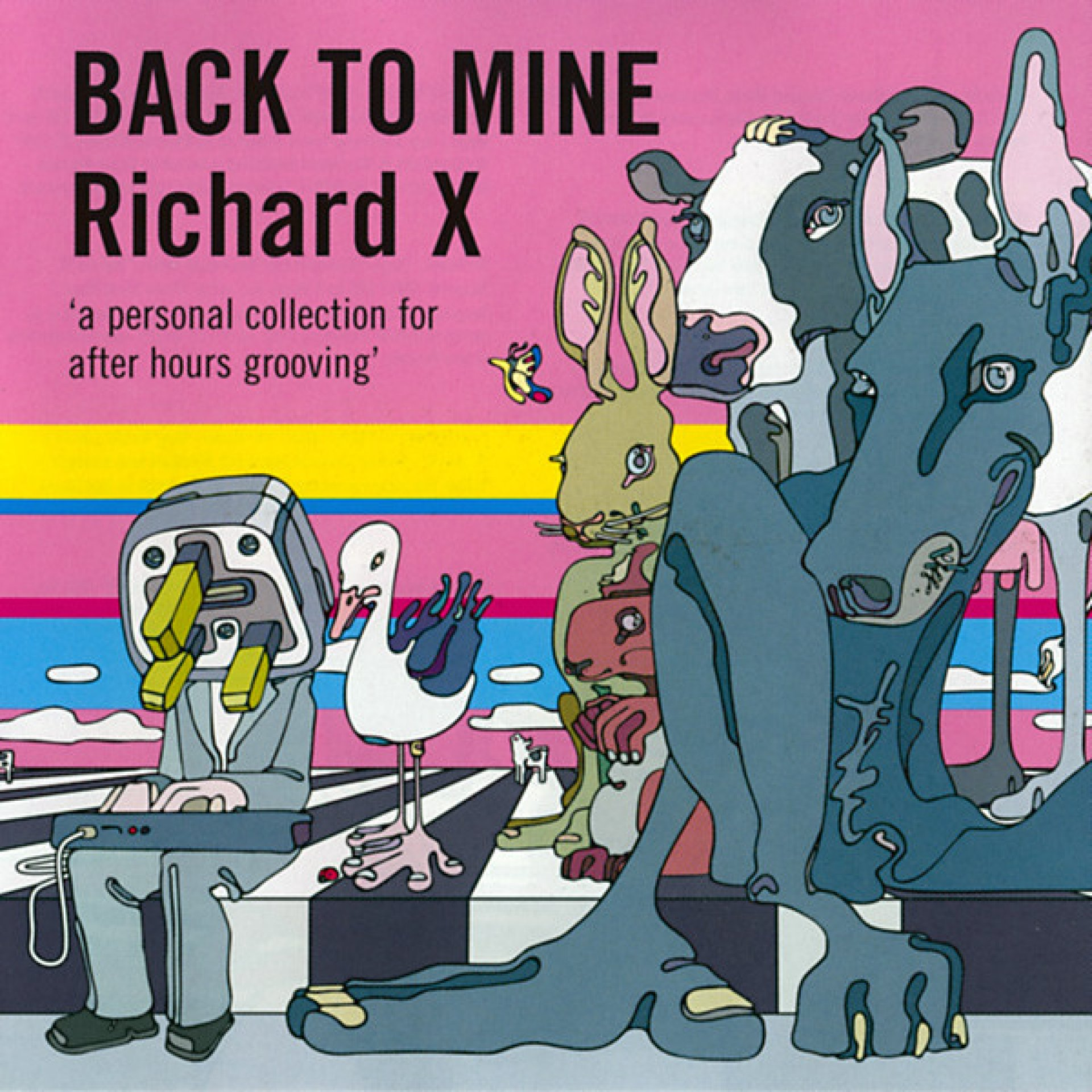 Richard X Back To Mine
