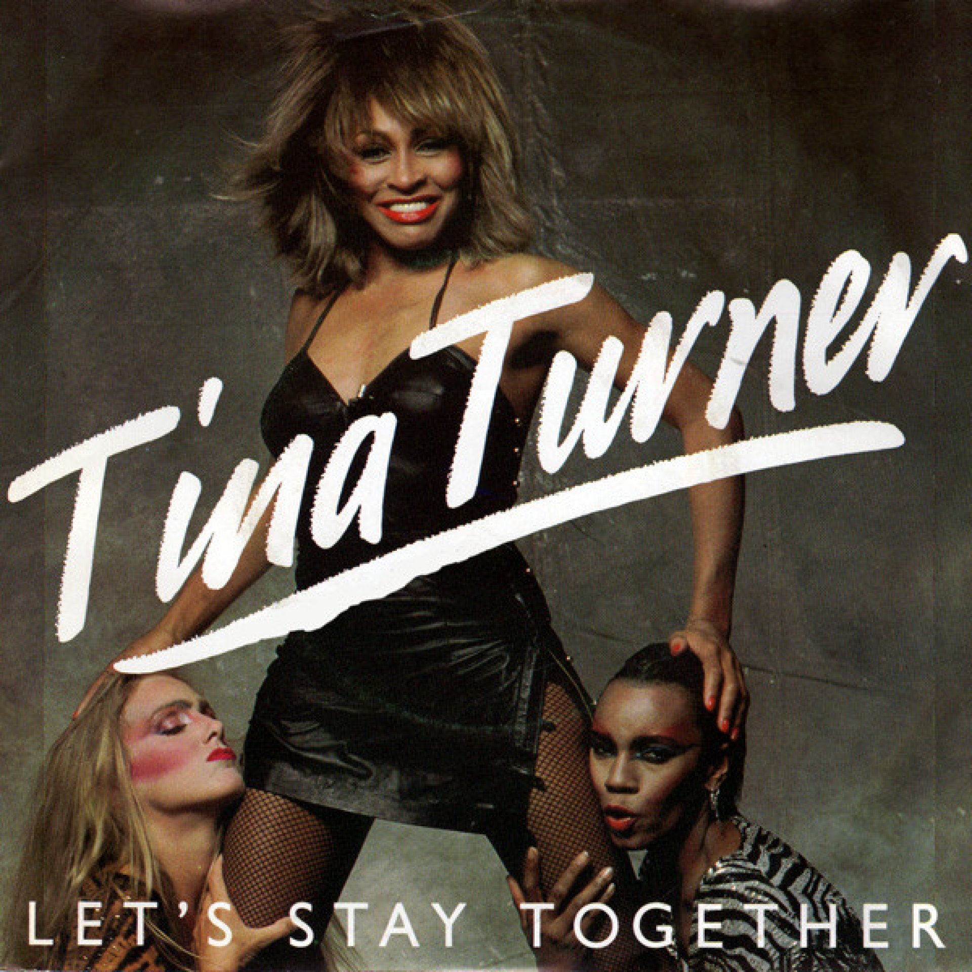 Tina Turner Let's Stay Together